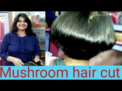 Mushroom hair cut, easy baby cut💇💇Seema jaitly