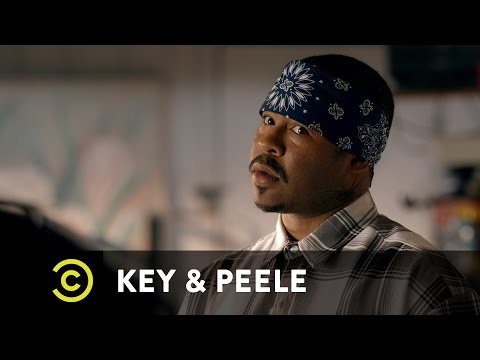 Key Peele Loco Gangsters Uncensored