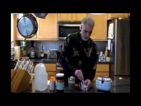 Liposomal Encapsulated Vitamin C - You can make this at Home