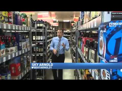 Signature Drive Underway For Wine In Grocery Stores -- Sky Arnold