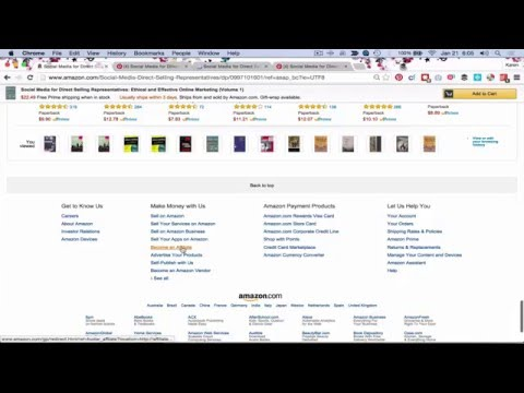 Earn Money Sharing the Social Media for Direct Selling Book