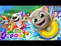 Talking Tom Pool Android Gameplay Egg Hunt Level 21 30