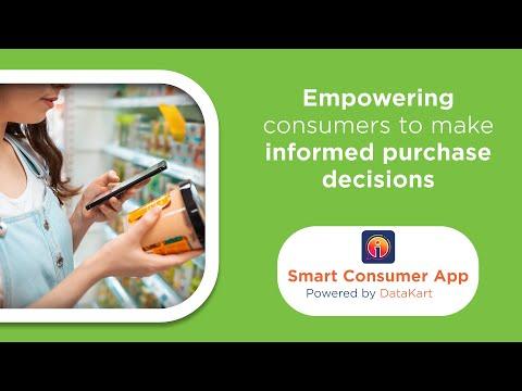 Smart Consumer app - An overview