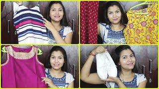Durgapuja shopping haul/Big Bazaar/Pantaloons /Ajio/INDIANGIRLCHANNEL TRISHA