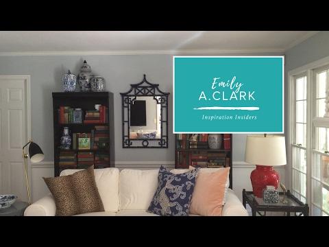 Style Secrets: Decorating Blank Walls   Emily A. Clark
