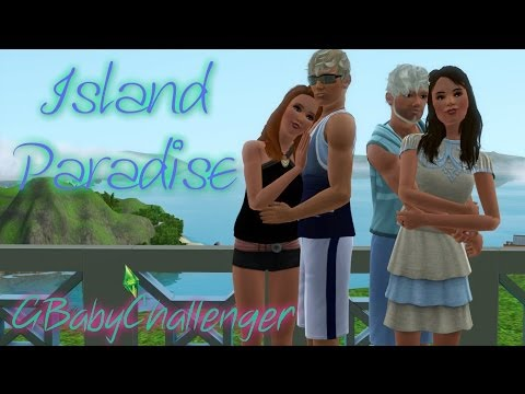 Lets Play The Sims 3 Island Paradise House Building: Part 1