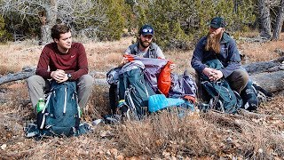 Backpacking Trip - What To Bring