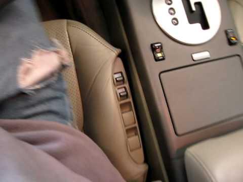 2004 Infiniti G35X AWD S4221