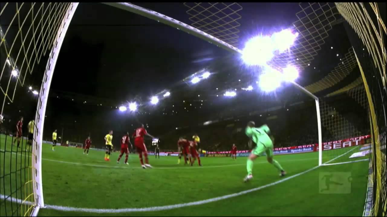 Borussia Dortmund vs. Bayern Munich