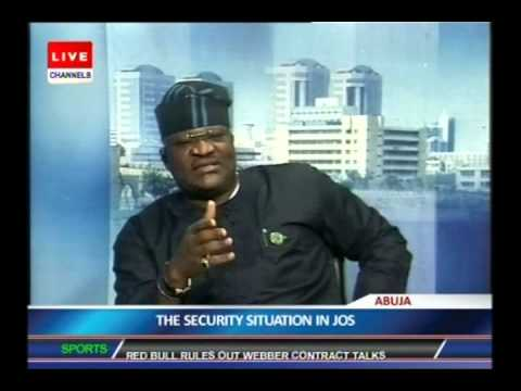 Government is treating insecurity with kid's gloves -- Bimbo Daramola