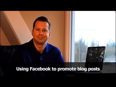 How to Get Highly-Targeted Traffic To Your Blog With Facebook