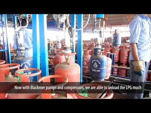 Nepal LPG Supplier Increases Production with Blackmer