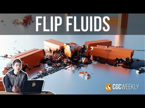 The Future of Fluid Simulations - CGC Weekly #5