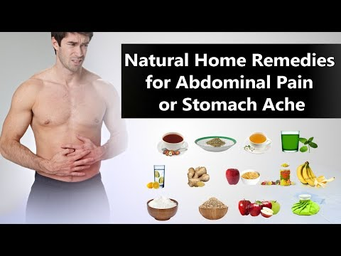 14 Amazing Home Remedies For Stomach Ache Or Abdominal Pain