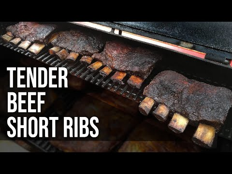 Tender Beef Short Ribs recipe