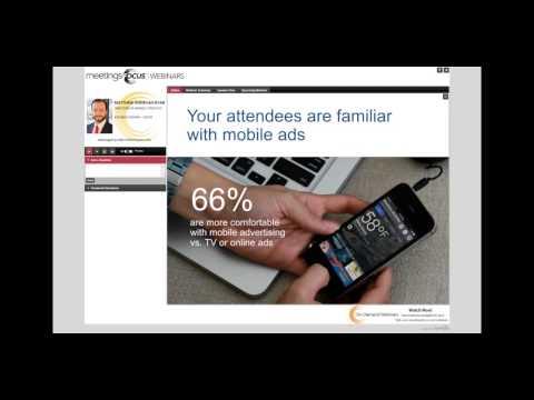 Mobile Advertising & Sponsorship Trends for Events
