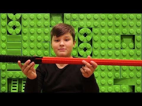 Building A Lego Lightsaber
