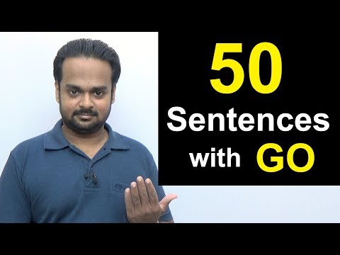 50 Common Sentences with