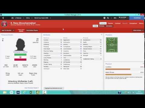 Football Manager 2014: Multi Team International Series: Epiosde 5