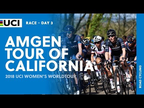 2018 UCI Women's WorldTour – AMGEN Tour of California Stage 3  – Highlights
