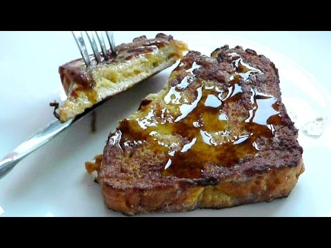 FRENCH TOAST recipe How to Make recipe - egg bread