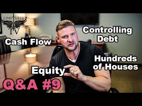 Real Estate Investing - Equity Questions - Q&A #9