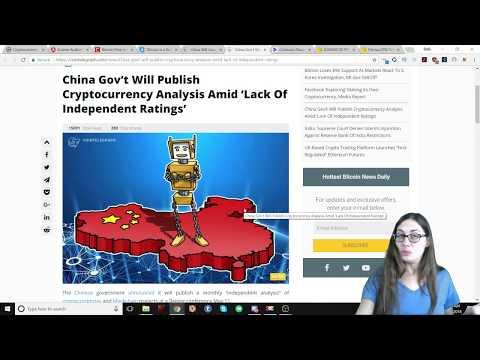 Crypto Currently- UpBit Raid - 8200 Mt. GOX BTC Moved - China Ratings - Colorado Bill - Fitrova