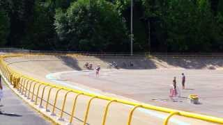 Sprint Highlights - Trackfest 2 - Westshore Velodrome - Victoria, BC