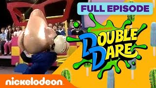 Double Dare OFFICIAL Classic Full Episode | Double Dare | Nick