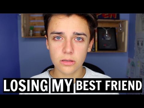 LOSING MY BEST FRIEND...