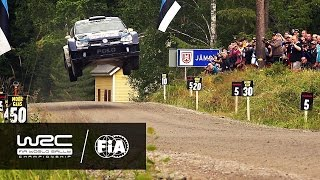 "WRC - Neste Rally Finland 2016: SPECIAL ""Ouninpohja"""