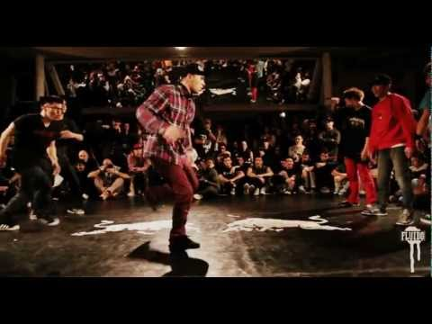 *** B-boy Best Bout & Critical Moves -until 2012 ***