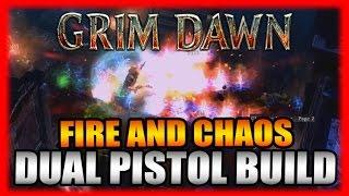 Grim Dawn - Warden Krieg boss fight, Fast Kill on (Hardcore Ultimate