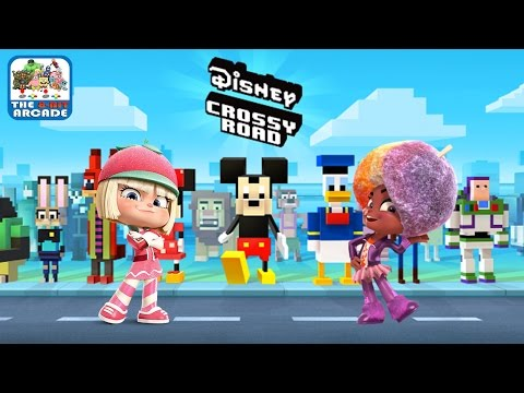 Disney Crossy Road - Taffyta And Snowanna From Wreck-It Ralph (Disney Games)