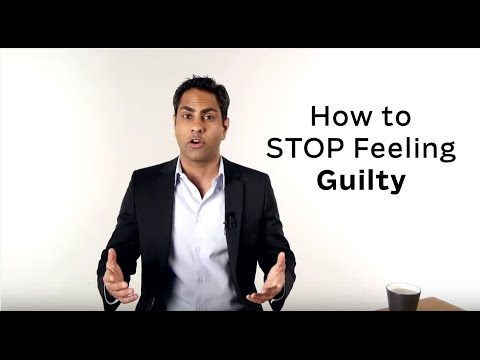 How to stop feeling guilty, with Ramit Sethi
