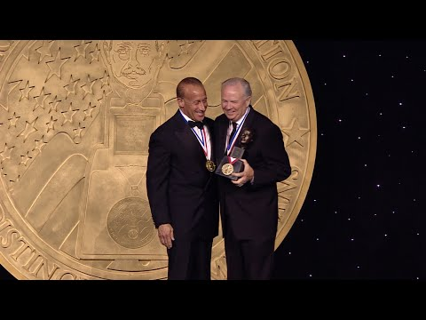Jordan Zimmerman   Horatio Alger Award - Acceptance Speech