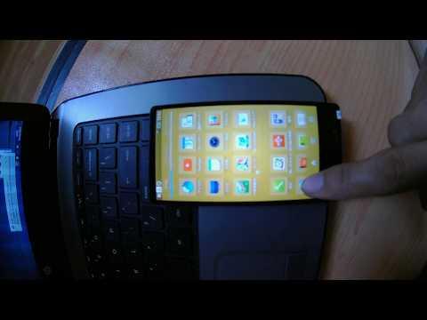 Cara Mengganti Bahasa Jepang Di Handphone Sharp  Aquos 305 304 303 302  Sh