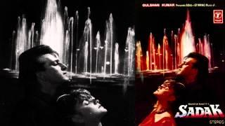 Mohabbat Ki Hai Tumhare Liye Full Song (Audio)   Sadak   Sanjay Dutt, Pooja Bhatt