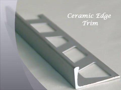 Aluminium Tile Trim - Aluminiumpark