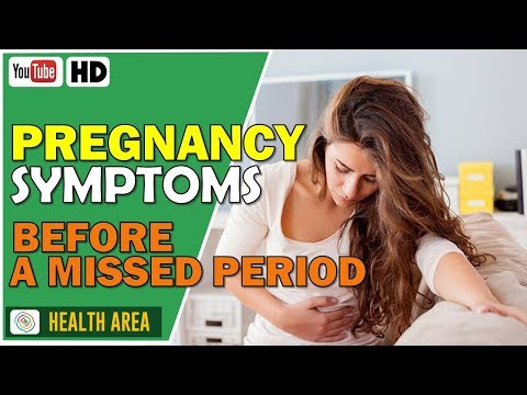 6 Early Pregnancy Symptoms Before a Missed Period