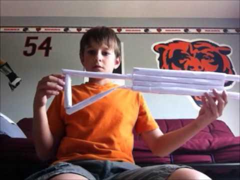 How to make a paper AK-47 pt.2