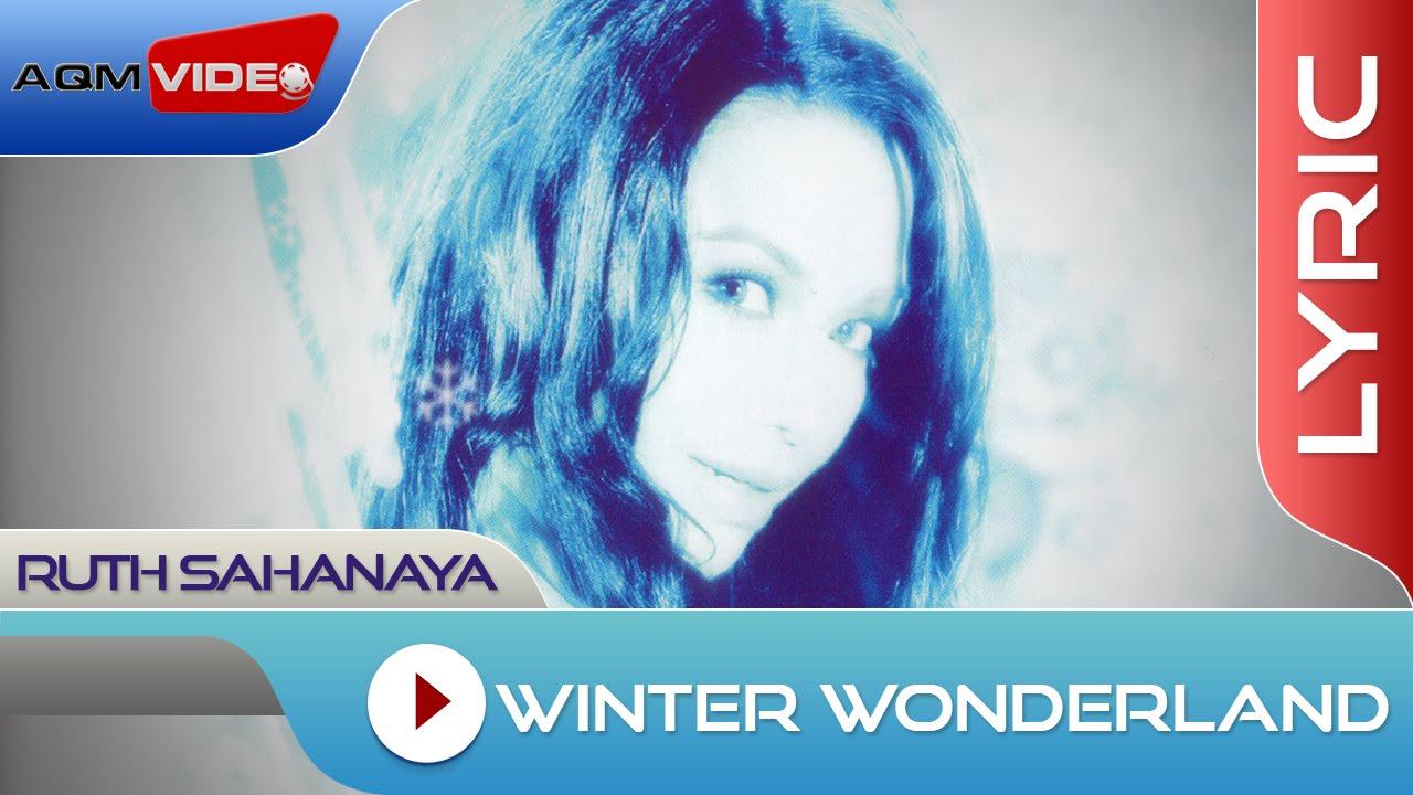 Ruth Sahanaya - Winter Wonderland