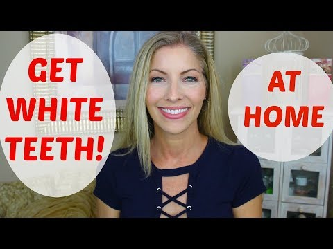 Teeth Whitening - How to Get White Teeth 😄