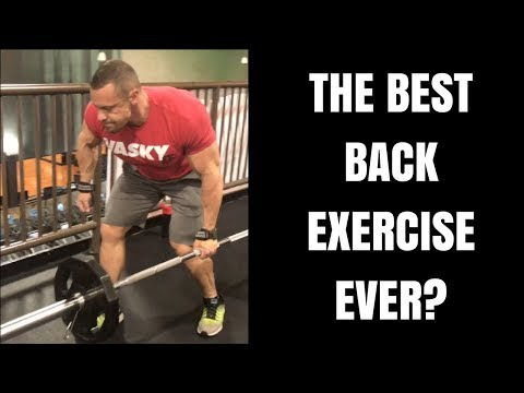 Is This The Best Back and Core Exercise Since the Deadlift?