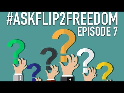 #ASKFLIP2FREEDOM Episode 7
