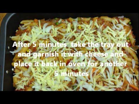 Pasta Bake or Tuna Pasta Bake