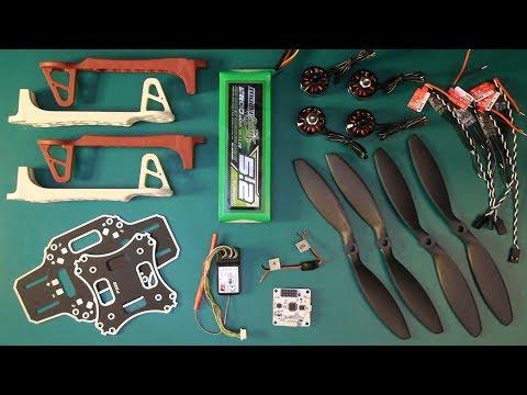 Build a Drone Part 1 - Select Components