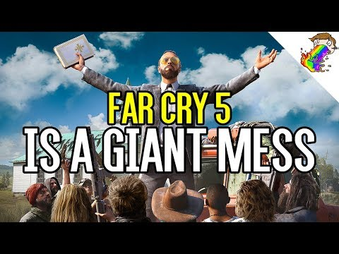 Far Cry 5 has a Frustrating Open World