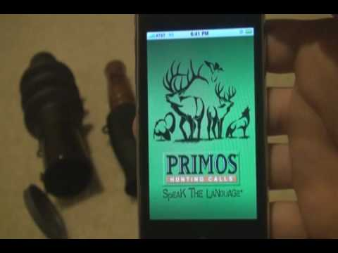 Primos Hunting Calls: Speak the Language iPhone App