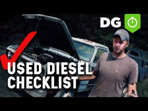 7 Things To Check Before Buying A Used Diesel Engine